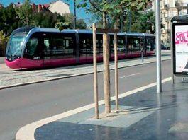chantier tramway grand avignon bordures bonna sabla