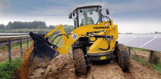 chargeuse V70S Yanmar