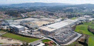 entreprise continental portugal usine Lousado
