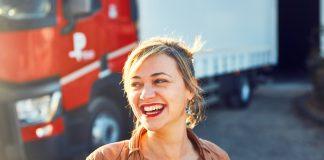 renault trucks happy at work