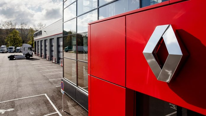 renault trucks force commerciale 2020