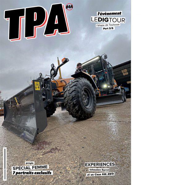 tp amenagement magazine abonnement