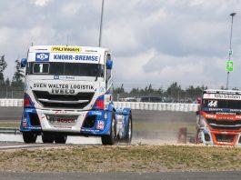 Iveco et FTP Industrial vainqueurs du championnat d'Europe de courses de camion