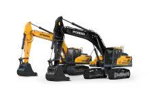 Un nouveau look pour les machines Hyundai