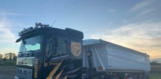 Oversize Transport TP engins
