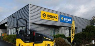 Nouveau Service Center Bomag France Pacé Ile-et-Vilaine