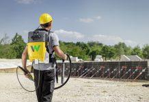 Wacker Neuson Vibration du Béton Batteries Autonomie
