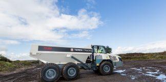 Griset Matériel devient distributeur de Terex Trucks