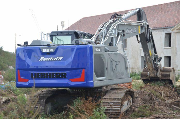 Liebherr R924 nouvelle génération