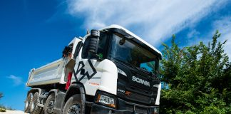 Scania camions transports