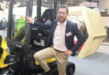 Julien Lefebvre Yanmar CE France mini pelles distribution