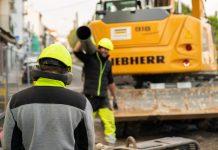 Pandémie Coronavirus arrêt des chantiers chômage partiel