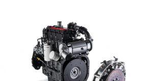 FPT indstrial moteur hybrid engin compact
