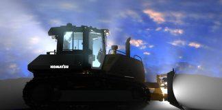 Komatsu Smart Construction digitalisation des chantiers drones