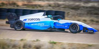 TopCon Sponsoring guidage machines enrobés
