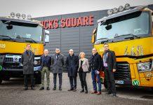 Partenariat Renault Trucks et Worldskills