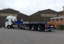 TH Trucks représente les semi remorques Nooteboom sur les Hauts de France