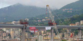 Construction du Pont de Gênes