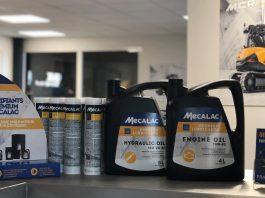 Shell Lubrifiants Mecalac