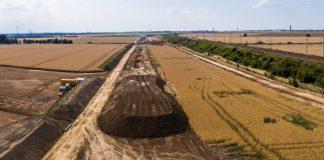 chantier ferroviaire Spie Batignolles