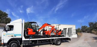 Groupe TP Services Kubota 13 TP Services