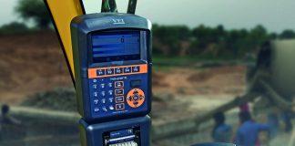 Concrete-Mate un système de pesage électronique pour le béton