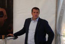 Davy Guillemard, Président de Volvo CE France