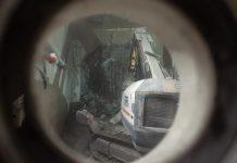 creusement sous hyperbar