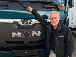 Patrick Petitjean directeur Grands Comptes Man Trucks
