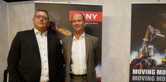 Nicolas Legros et Boris Lachiver, Sany France
