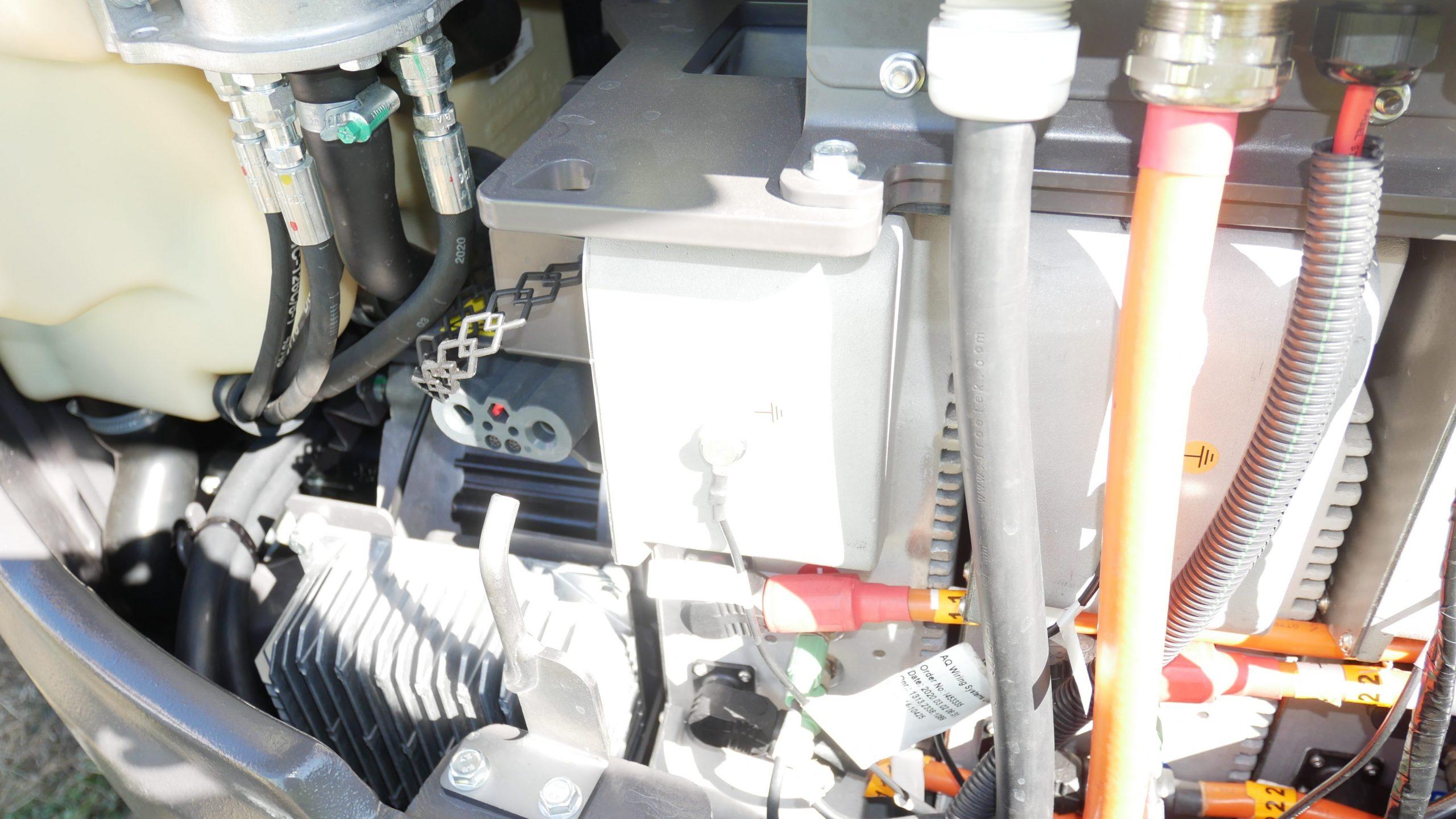 Moteur ECR25 Electric