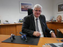 Martin Schickel, Liebherr France SAS
