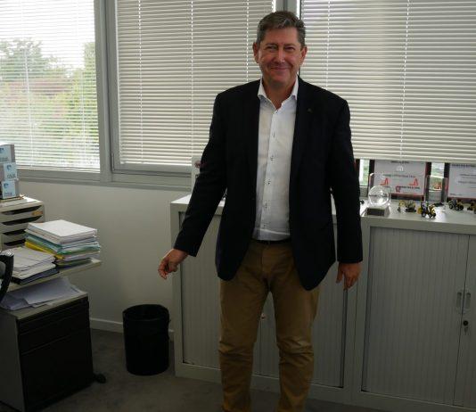 François Escourrou Wacker Neuson France
