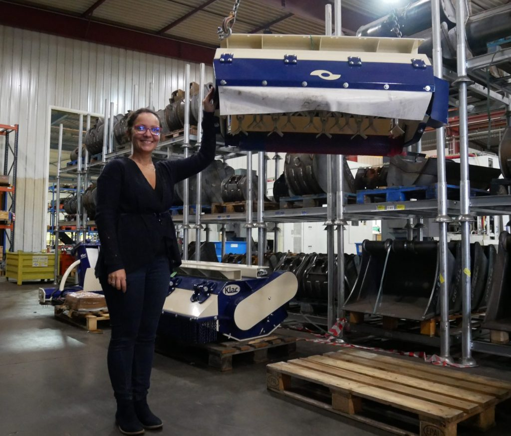 Felicia Lange Klac Industrie