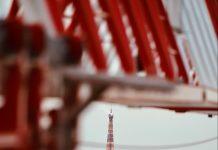 Grue Liebherr 1000 EC-H Alain Robejean Tour Eiffel