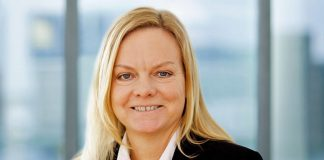 Heléne Mellquist, the new President Volvo Penta and member of Volvo Group Management,