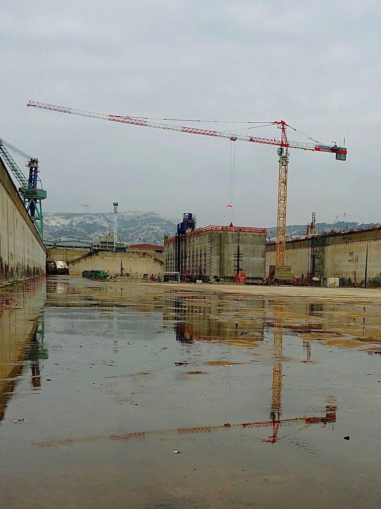Potain-MD310C-au-port-de-Marseille