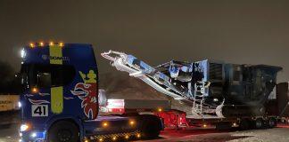 Scania Delta Trailers Nooteboom
