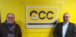 partenariat GCC et Liebherr
