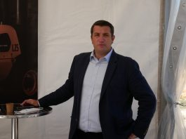 Davy Guillemard Volvo CE France