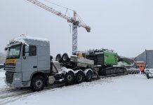 Sennebogen - Transconvoi Transport