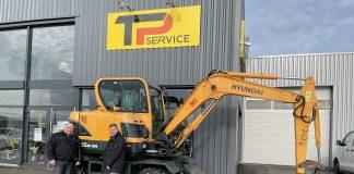 TP Service prend la carte Hyundai