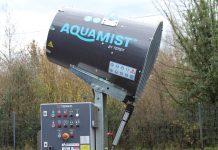 Brumisation Aquamist by Terex