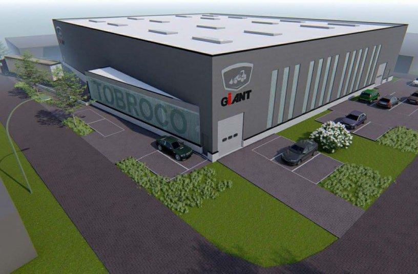 Des bâtiments et extension d'usine pour accompagner la croissance de Tobroco-Giant