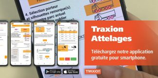 Traxion Attelages